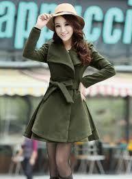 vestidos coreanos con casaca - Buscar con Google