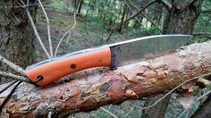 Knife, nc6 steel