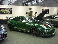 997 GT3 RS 4.0 in BRG