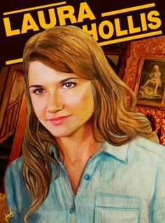 Laura Hollis by Karly illustration Carmilla Fan art