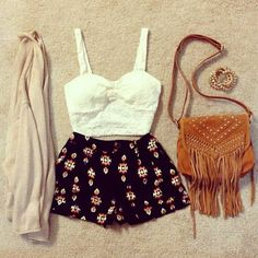 Summer Outfit for Teen