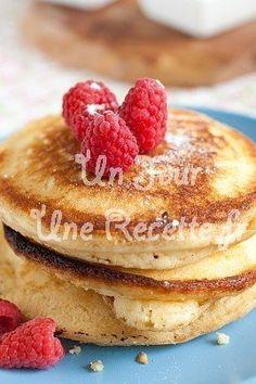 Pancakes : la recette inratable