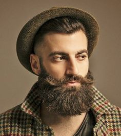 74554af7425 Daily dose of awesome beard style ideas from beardandbiceps.com Checkout  Our Beard styles ideas