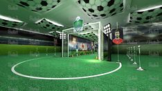 Soccer Theme Conference on Behance