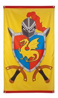 Ver detalles de Bandera Medieval 90x150