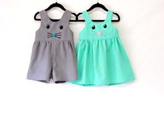 Bunny Baby Boy Romper - Toddler Jumper - Summer Outfit - Baby Boy Easter Romper- Boy Jumpsuit 12M to 3T