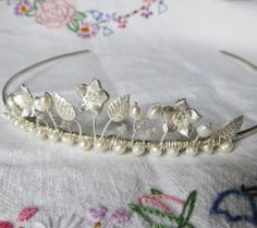 The PRETTIEST THING EVER! via silverpebble check out this blog for the lovely jewelry!