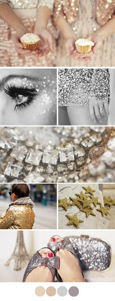 All That Glitters wedding inspiration