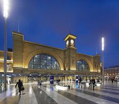 Hufton + Crow   Projects   Kings Cross Square + Tramshed