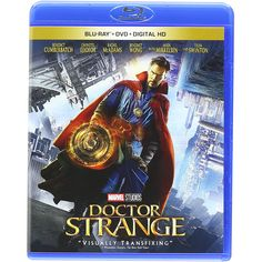 Doctor Strange [Blu-ray]         -- Details can be found by clicking on the image. (This is an affiliate link) #MoviesTV