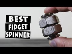 DIY Best Double Hand Spinner Fidget Toy