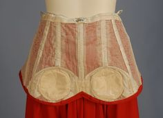 Madame Gres Corselette Unlined!