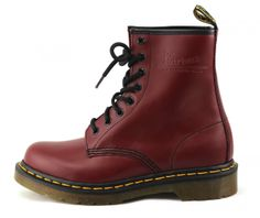 Doc Marten: Women's 1460 - CHERRY