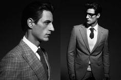 Zara Edition Man Autumn/Winter 2012 Lookbook   FashionBeans.com