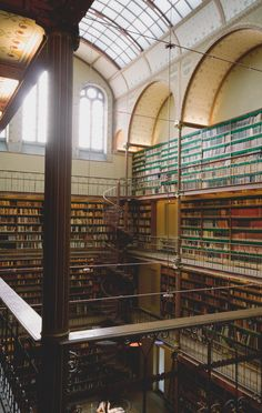Rijksmuseum Research Library, Amsterdam, The Netherlands by Pam Culver on 500px