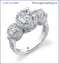 Gregorio White Diamond Engagement Ring Cttw, G-h Color, Vs-si Clarity) : Introducing this beautiful white diamond ring. Total carat weight is with G-H color VS-SI clarity stone. Antique Style Engagement Rings, Popular Engagement Rings, Engagement Sets, Round Diamond Engagement Rings, Designer Engagement Rings, Diamond Wedding Rings, Bridal Rings, Diamond Anniversary Rings, White Diamond Ring