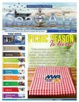 April-June 2014 MWR Newsletter. Naval Station Norfolk, June, Seasons, Seasons Of The Year