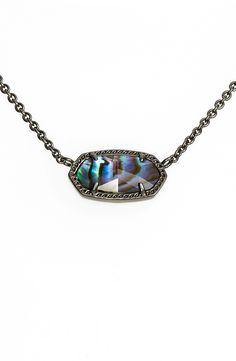 'Elisa' Pendant Necklace - Nordstrom Anniversary Sale Item