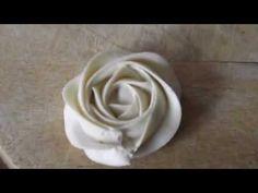 Vicsta's Cupcake Rose Tutorial