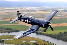 Vintage Planes An admiration of the beauty of the classic warbirds. Ww2 Aircraft, Fighter Aircraft, Military Aircraft, Air Fighter, Fighter Jets, F4u Corsair, Old Planes, Vintage Airplanes, Nose Art