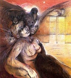 Erishkegal alias Dark angel 1996, Susan Seddon Boulet