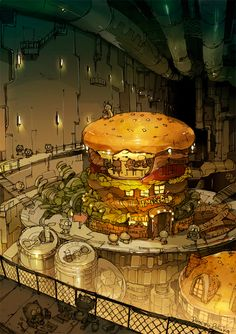 The Art Of Animation, Demizu Posuka