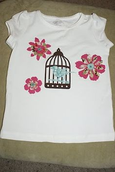 little birdie shirt 2