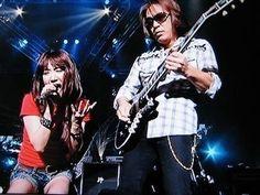 Mari Hamada & Tak Matsumoto