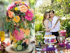 Inspiração de um casamento com o tema… Cozinha!!!