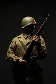 Soldier World War II