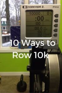 Sail through your big indoor rowing workouts with these 10 strategies to get you through a 10k row. Longer workouts don't have to be boring! healthandfitnessnewswire.com
