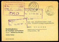 https://flic.kr/p/TKGmap | DDR Psychiatrie,Akutpsychiatrie,DDR Gesundheitswesen,DDR Krankenhaus