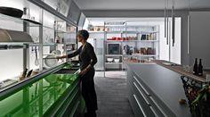 Depuis toujours attentive à satisfaire les besoins de lutilisateur final, Valcucine a développé une analyse soignée sur lutilisation des cuisines traditionnelles et a mis au point une série de solutions pour améliorer linteraction...