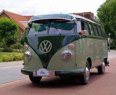 VW T1 Bus by Foto JB Hilversum, via Flickr