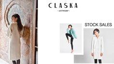 Stockverkoop Claska Knitwear  -- Antwerpen -- 17/11-20/11