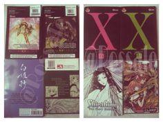 Komik-komik yang terjual pada periode kedua November 2014 : X Clamp nomor  6 & 9, Shirahime The Snow Goddess, dan Tsubasa nomor 1.