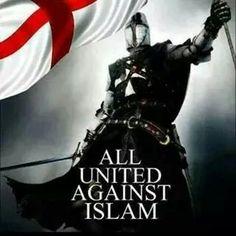#100%AgainstIslam