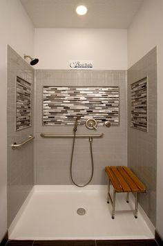 Bathroom Stalls Portland Oregon aging in place and ada sympathetic bathroom remodelhardline