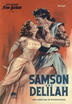 Samson et Dalila !