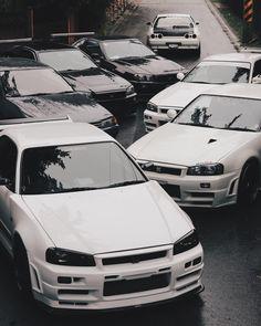 GANG GANG GANG #Nissan #Skyline #GTR