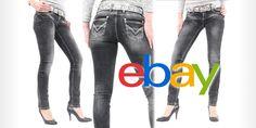 Jetzt neu bei Ebay!  Stylische Damen Jeans von Cipo & Baxx grau: www.ebay.de/itm/Cipo-Baxx-Jeans-CBW-46007-Slim-Fit-mit-Stretch-und-weissen-Naehten-schwarz-CIP-C-/151607618075  Viel Spaß beim Shoppen Die Stylefabrik