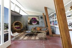 A wonderful new life for this 1948 John Lautner gem. Renovation: Bestor Architecture