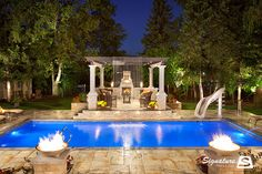 Pool by Signature Pools Chicago