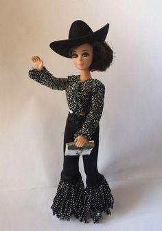 Vintage Topper Dawn Doll (Maureen) A11C In Beautiful 2-PC Outfit With... #Dolls