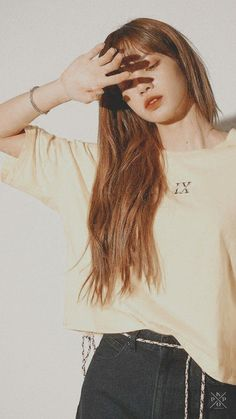 my baby girl! Jennie Lisa, Blackpink Lisa, Lisa Blackpink Wallpaper, Best Photo Poses, Girls Together, Blackpink Photos, Blackpink Fashion, Kpop Girls, Korean Girl