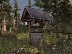 Asset Store - Traditional water well