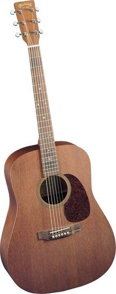 Martin acoustic guitars are my favorite.