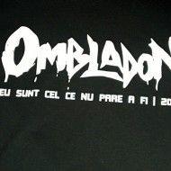 Tricou Ombladon Parazitii 20 CM RECORDS negru