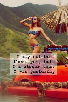 That bikini body.... @K . Meyer
