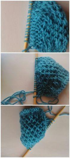 Lumioosi: Ristiinvahvistetun kantapään ohje Crochet Socks, Knitting Socks, Hand Knitting, Knit Crochet, Knitting Patterns, Wool Socks, Handicraft, Mittens, Projects To Try